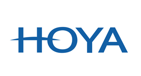 Plasma Cleaning of Optics & Lenses - Hoya lens logo