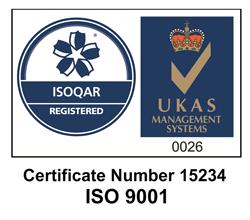 ISO-9001-Henniker-Logo