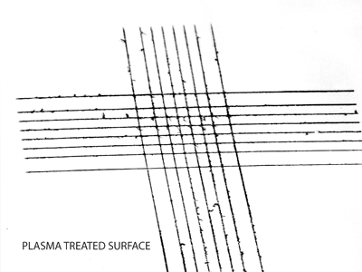 henniker plasma surface test apparatus surface adhesion grid cut test 2